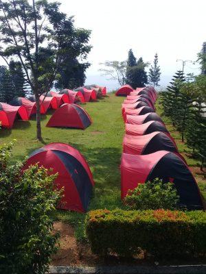 Promo Paket Kemping wisata agro Hambalang 2020