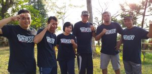 KEGIATAN OUTBOUND PT SGL (Auditor Internal ) Wisata Agro Hambalang